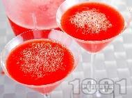 Коктейл Ягодово дайкири (Strawberry Daiquiri)